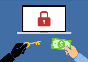 Exchanging Money for Decryption Keys: Ransomware