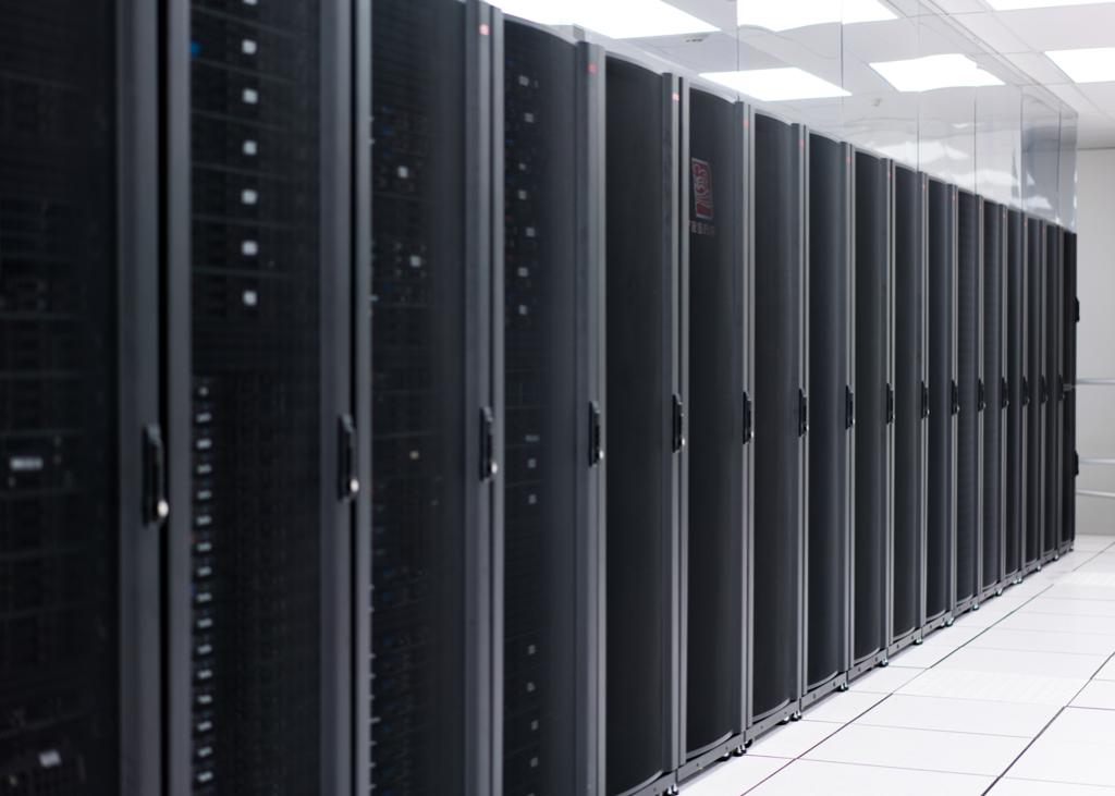 Voonami's Data Center in Salt Lake City, Utah